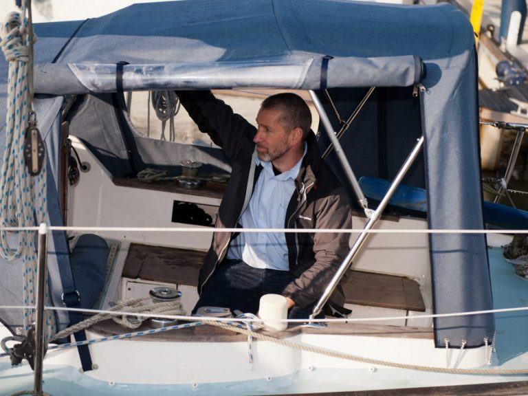 Fitting Kieran Flatt Yachting Month