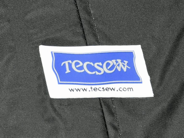 Tecsew label