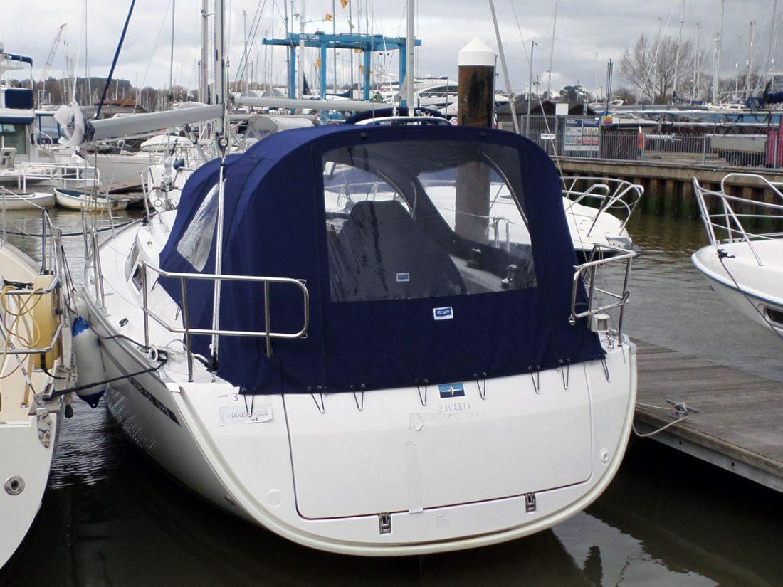 Bavaria Cruiser 33, 2013 Cockpit Enclosure
