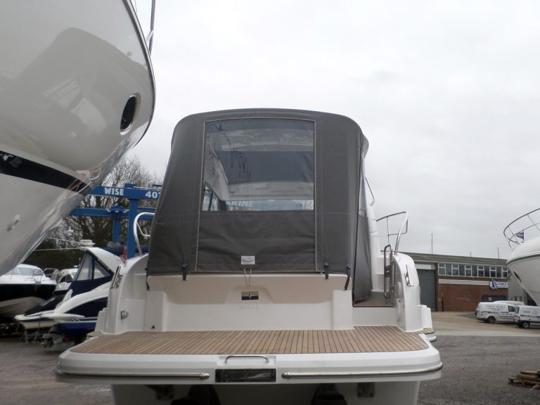BMB Sport 330 Coupe HT, Cockpit Cover