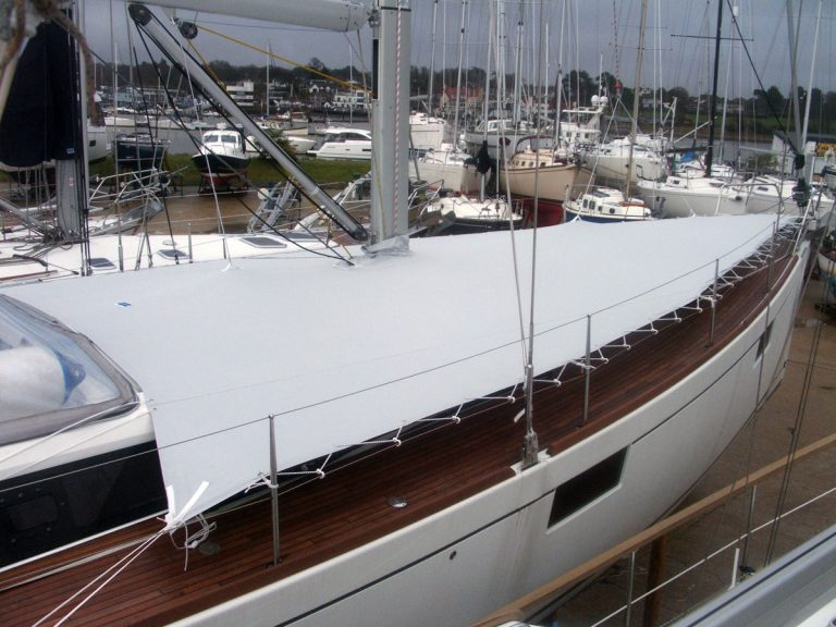 Beneteau Oceanis 48 Foredeck Deck Cover