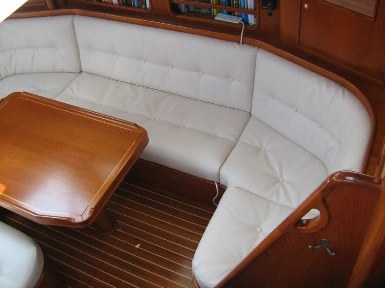 Contest 48 Saloon Reupholstery