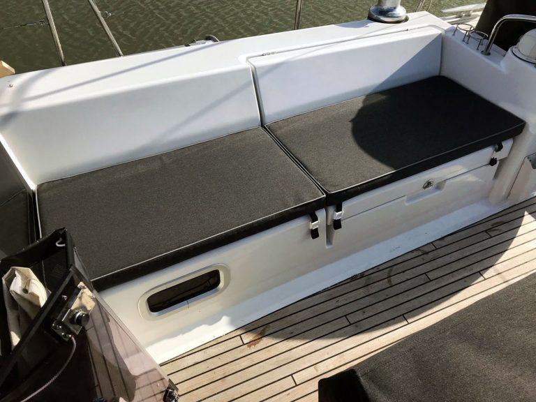 Beneteau Oceanis 45, CJ2, Cockpit Cushions