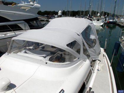 arcona 430 cockpit enclosure 4