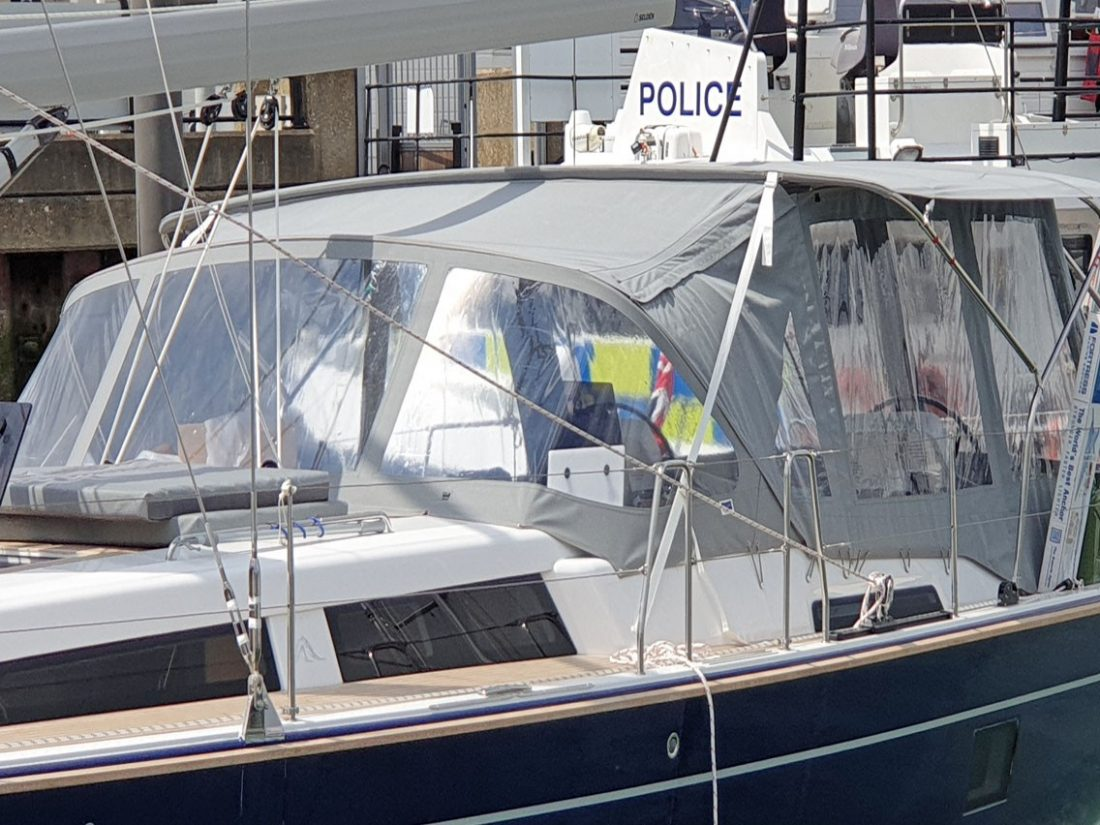 Hanse 508 Bam Bam Sailing Today Star