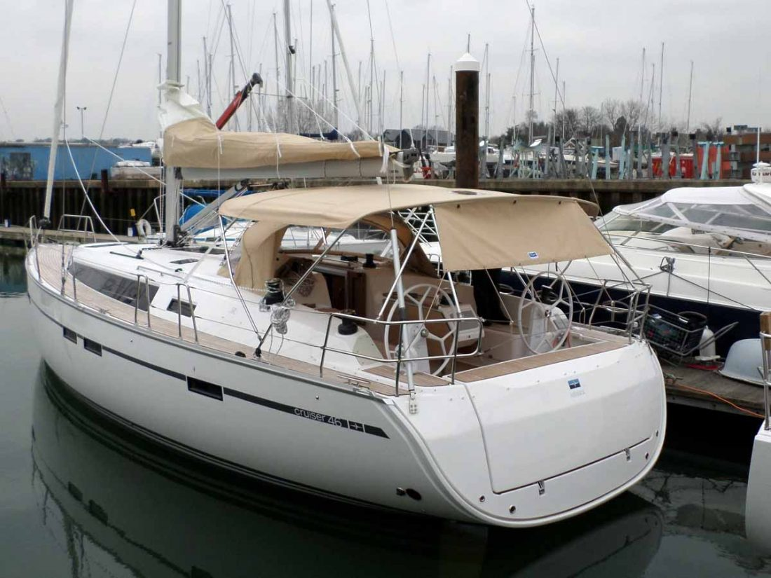 Bavaria Cruiser 46, 2014 model Bimini