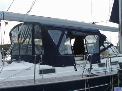 beneteau 57 sprayhood bimini and bimini conversion recovers 1 (1)