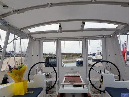 beneteau oceanis 38 and 381 bimini conversion 1