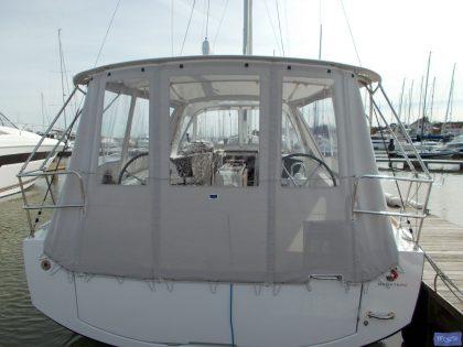 beneteau oceanis 38 and 381 bimini conversion 5
