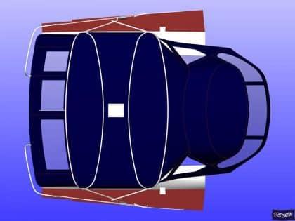 beneteau oceanis 50 2006 model bimini conversion 11