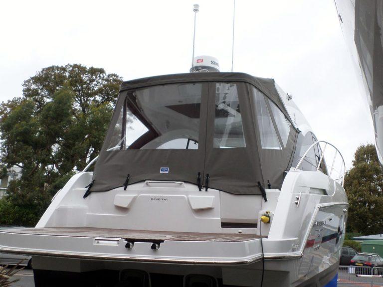 Beneteau GT 38 Cockpit Enclosure