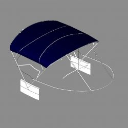 Fairline Squadron 52 Flybridge Bimini_3