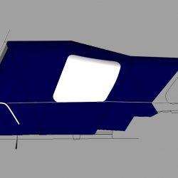 Jeanneau Sun Odyssey 40 Cockpit Enclosure, Halcyon Sea_6