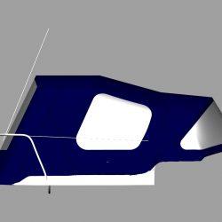 Moody 31 Mk II Cockpit Enclosure, IANTHE_6