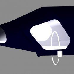 Moody 36cc Cockpit Enclosure, Whit_3