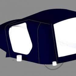 Moody 36cc Cockpit Enclosure, Whit_5