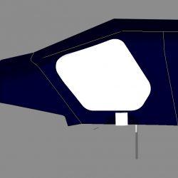 Moody 36cc Cockpit Enclosure, Whit_6