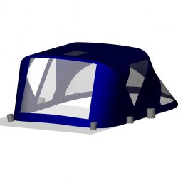 Moody 44 Sprayhood Bimini and Conversion remodelled recover_4