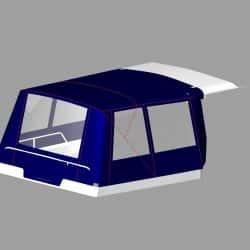 Rodman 700 Cockpit Enclosure_7