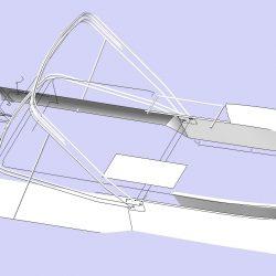 Sealine F46 Flybridge Bimini_5