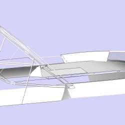 Sealine F46 Flybridge Bimini_6