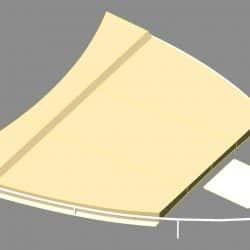 Sealine SC35 foredeck Sunbathing Mattress_3