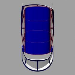 Sealine T50 Flybridge Bimini and Bimini Conversion_10
