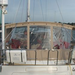 Southerly 57/04 Bimini Conversion_4