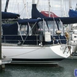 Baltic 46 Bimini Conversion_2