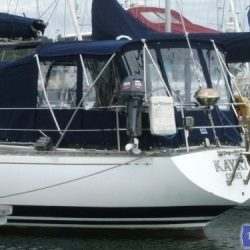 Baltic 46 Bimini Conversion_3