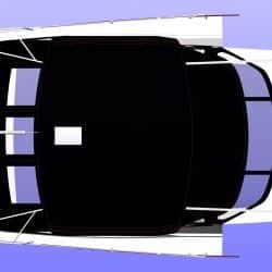 Bavaria Vision 46, 2013 Bimini Conversion_14
