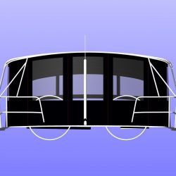 Bavaria Vision 46, 2013 Bimini Conversion_8