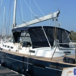 Beneteau 57 Bimini Conversion_3