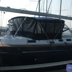 Beneteau 57 Bimini Conversion_2