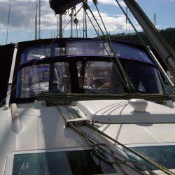 Beneteau Oceanis 393 Bimini Conversion_4