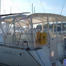 Beneteau Oceanis 46 Bimini Conversion_4