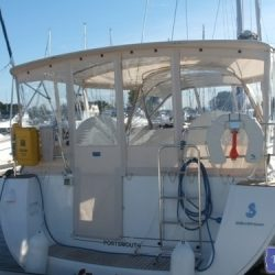 Beneteau Oceanis 46 Bimini Conversion_6