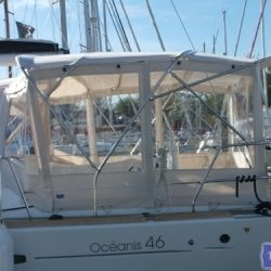 Beneteau Oceanis 46 Bimini Conversion_2