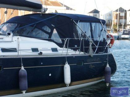 Beneteau Oceanis 473 Bimini Conversion_1