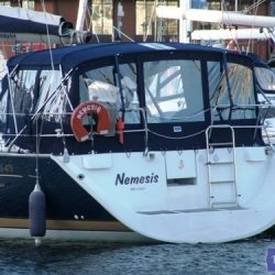 Beneteau Oceanis 473 Bimini Conversion_2