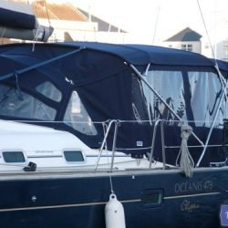Beneteau Oceanis 473 Bimini Conversion_3