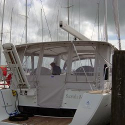 Beneteau Oceanis 58 Bimini Conversion_11