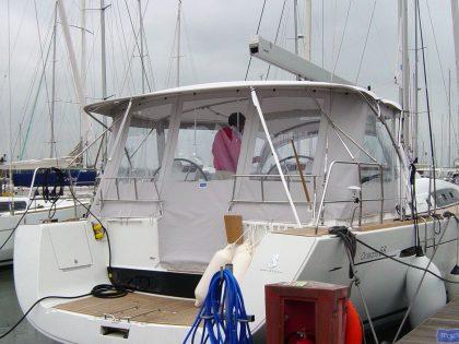 Beneteau Oceanis 58 Bimini Conversion_1