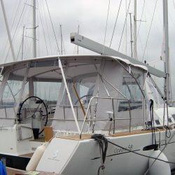 Beneteau Oceanis 58 Bimini Conversion_5