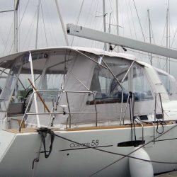 Beneteau Oceanis 58 Bimini Conversion_6
