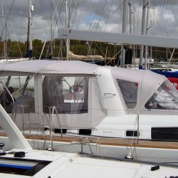 Beneteau Oceanis 58 Bimini Conversion_7