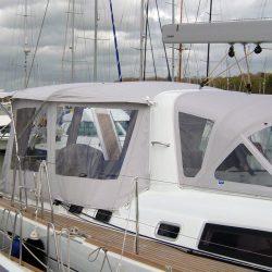 Beneteau Oceanis 58 Bimini Conversion_9