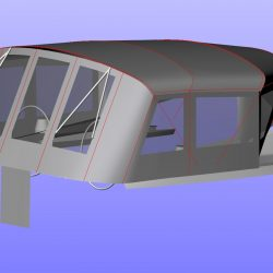 Elan 434 Bimini Conversion with Tecsew Bimini and Sprayhood_11