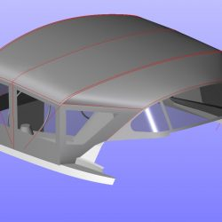 Elan 434 Bimini Conversion with Tecsew Bimini and Sprayhood_13