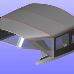 Elan 434 Bimini Conversion with Tecsew Bimini and Sprayhood_15
